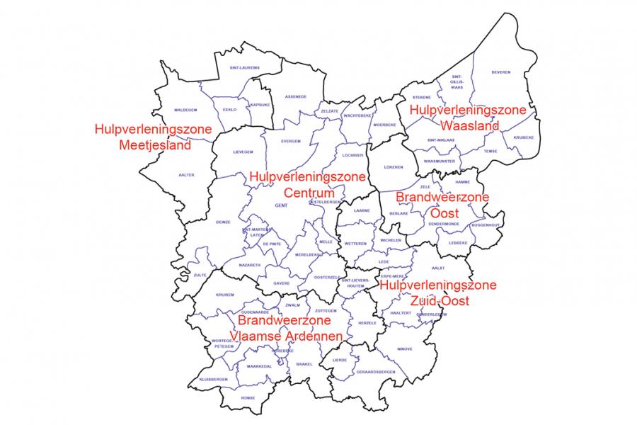 East Flanders