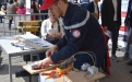 Animation jeunes sapeurs-pompiers