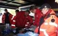EUFraModex Module Water purification de la Protection civile belge