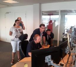 Centre de secours 112 de Liège